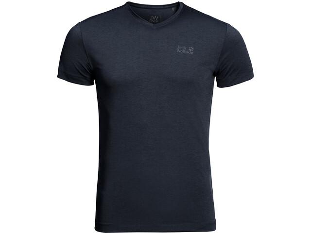 Jack Wolfskin JWP T-Shirt Homme, night blue